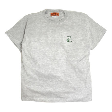 OldGoodthings S/S T-SHIRTS (SURVIVOR) ASH GREY