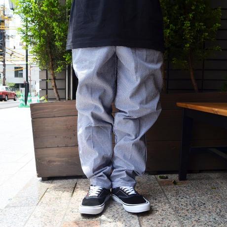 RED KAP (CHEF PANTS) BLACK/WHITE