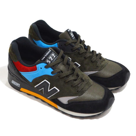 NEW BALANCE (M577 MADE IN ENGLAND) BLACK/BLUE