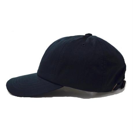 HUF 6PANEL CAP(ESSENTIAL OG LOGO)BLACK