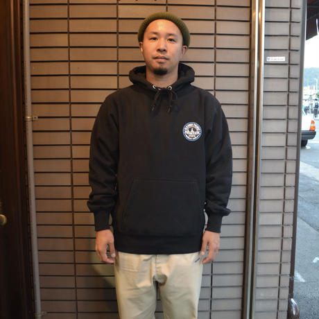 OldGoodThings SWEAT PARKA (Sense) BLACK
