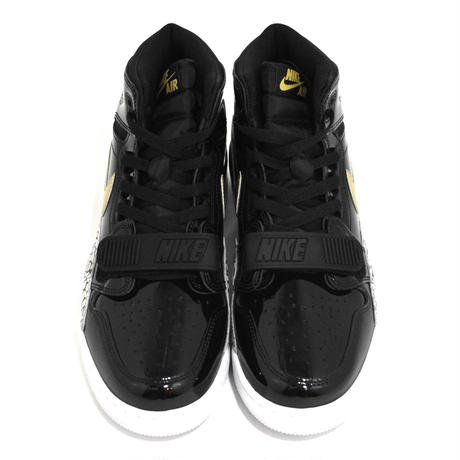 NIKE (AIR JORDAN LEGACY 312) BLACK/METAL