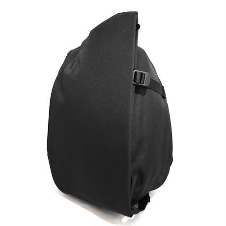Cote & Ciel BACKPACK (ISAR ECO YARN) BLACK (S-size)
