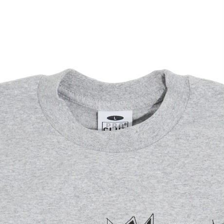MICHAUX  S/S T-SHIRTS (FREEDOM INSIST) GREY