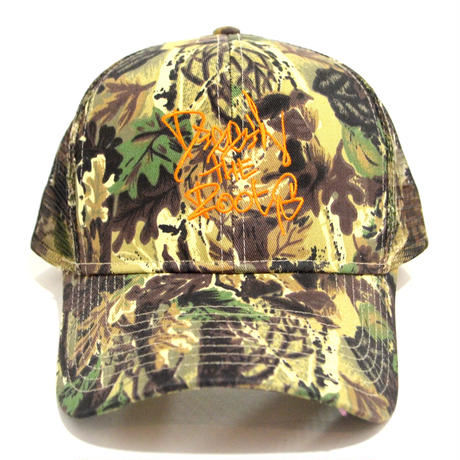 OldGoodThings 6PANEL MESH CAP (DIGGIN THE ROOTS by MICHAUX) CAMO