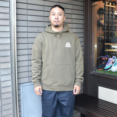 O.G.T SWEAT PARKA (MOMENT) OLIVE