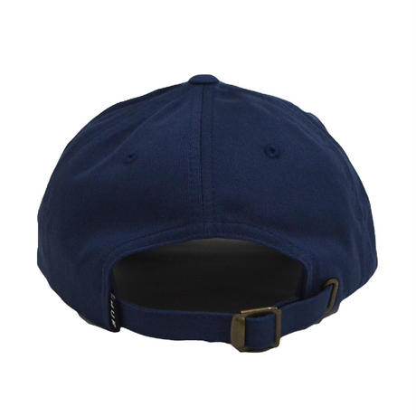 HUF 6PANEL CAP (OG LOGO) NAVY