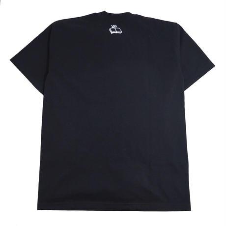 MICHAUX  S/S T-SHIRTS (FREEDOM INSIST) BLACK