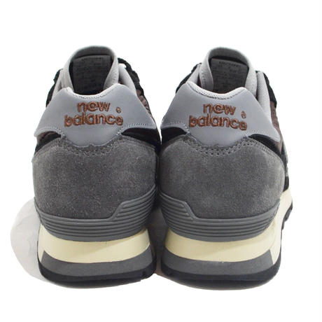 NEW BALANCE (M575 MADE IN ENGLAND) BLACK/BROWN