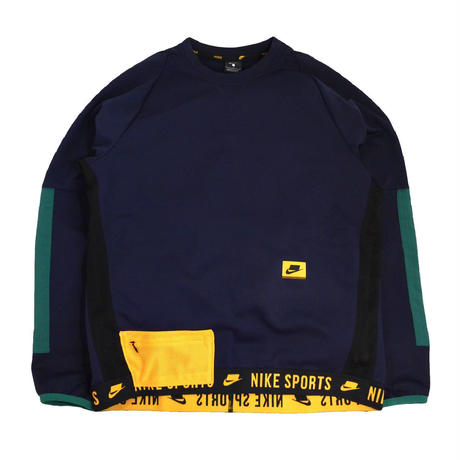 NIKE CREWNECK SWEAT (NSP) NAVY