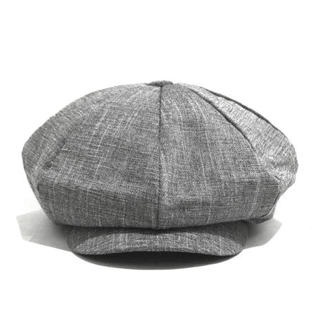 NO BRAND (8PANEL CASQUETTE) GREY
