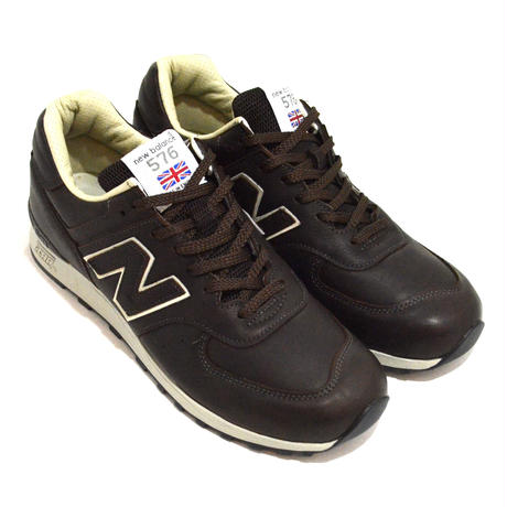 NEW BALANCE (M576 MADE IN ENGLAND) BROWN