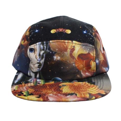 RIPNDIP 5PANEL CAP (Camper) BLACK