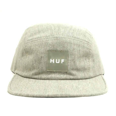 HUF 5PANEL CAP (BURSA VOLLEY) L.GREEN