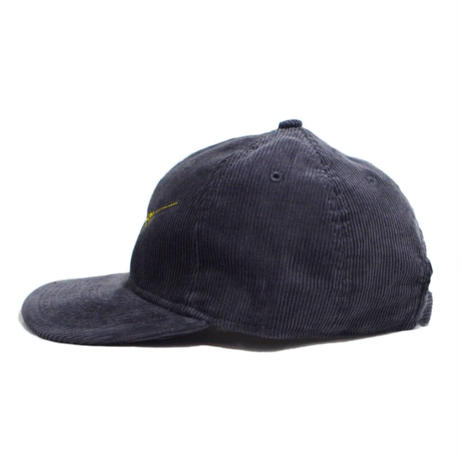 O.G.T CORDUROY 6PANEL CAP (BetterDays) CHARCOAL