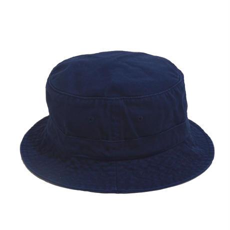 POLO RALPH LAUREN BUCKET HAT(LOFT PONY)NAVY
