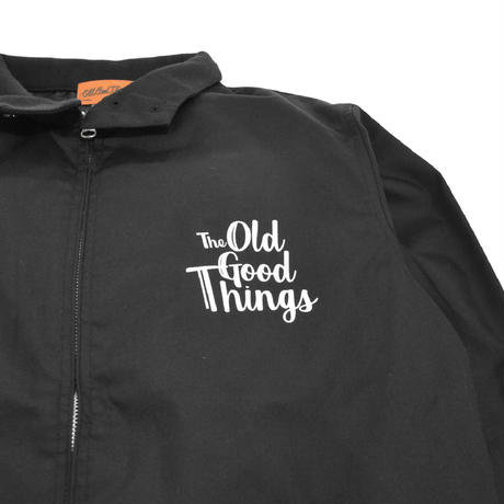 OldGoodThings SWING TOP (WEEKEND) BLACK