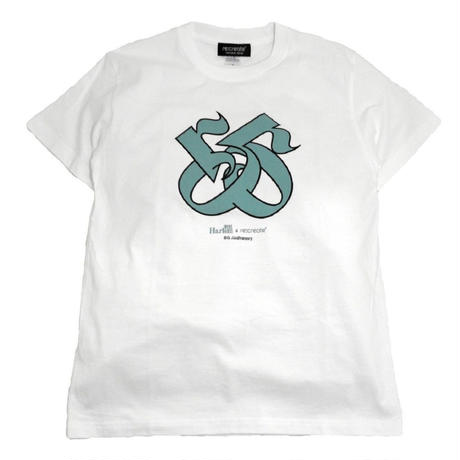 WEST HARLEM S/S T-SHIRTS (5TH ANNIVERSARY) WHITE