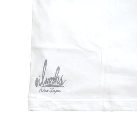 OILWORKS S/S T-SHIRTS (OILCH) WHITE