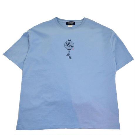 re:create S/S T-SHIRTS (CHOUCHIN) A.BLUE
