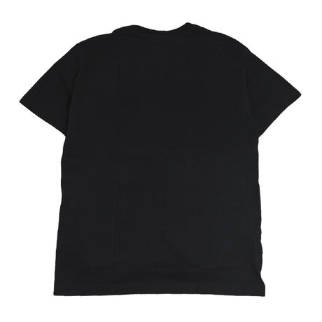 OILWORKS S/S POCKET T-SHIRTS (BANANA POCKET) BLACK