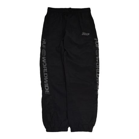 HUF TRACK PANTS (MARATHON) BLACK