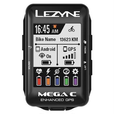 LEZYNE MegaC GPS【AsiaLimited PinkEdition】