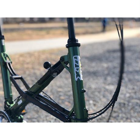 OX bikes PECO 【ハードサスペンション仕様】