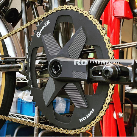 ROTOR Q-RING OVAL SPIDERING 1X