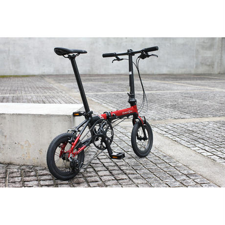 """DAHON 14"""" Carbon Wheelset 【K3専用】"""