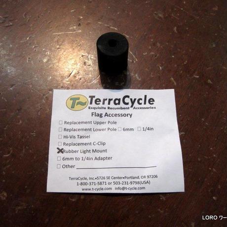 TerraCycle Rubber Light Mount