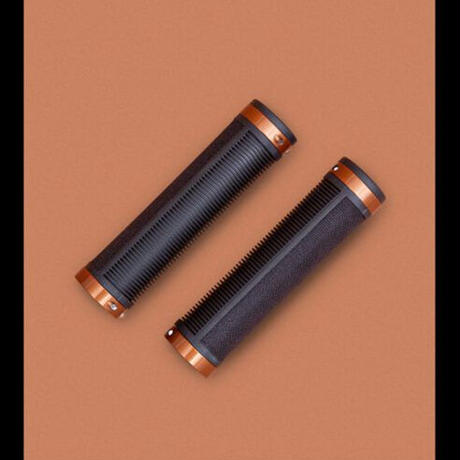 CAMBIUM RUBBER GRIPS 130/130 【ORANGE】