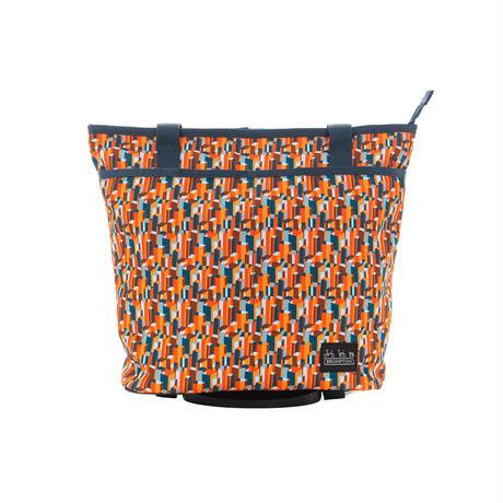 BROMPTON Tote Bag 9L Liberty – Orange Multi