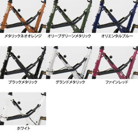 OX bikes PECO pocci 【ハードサスペンション仕様】