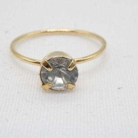 【EC-22】一粒デザイン リング 指輪