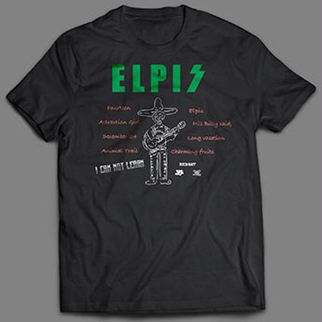 ELPIS TOUR Tシャツ