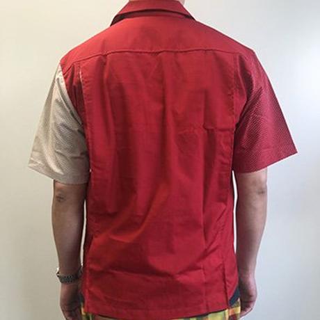 RED BAT オリジナルボーリングシャツ