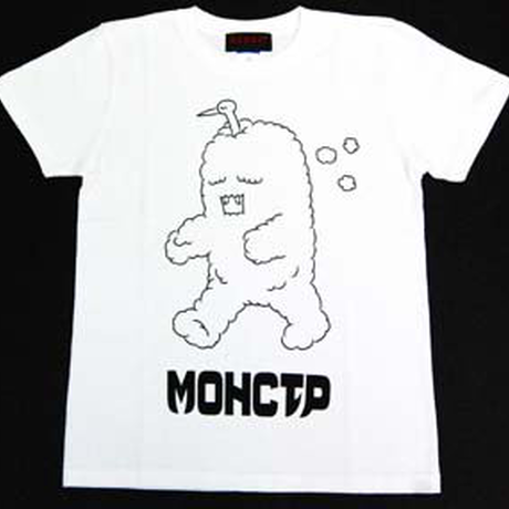 モンストル君 Tシャツ