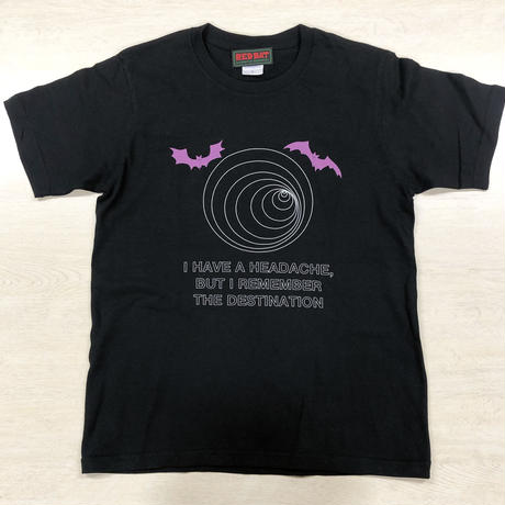 NONOCULAR VIOLET TOUR  Tシャツ