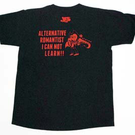 BAND RED BAT Tシャツ