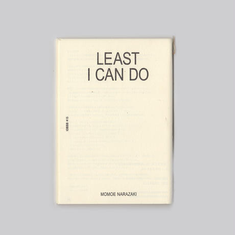 LEAST I CAN DO (2018)