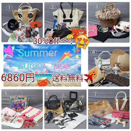 Summer Lucky box ①~⑦