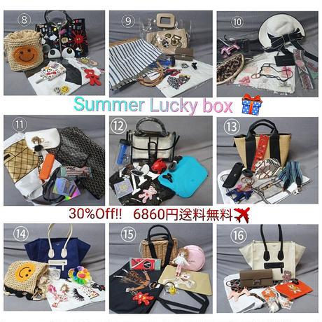 Summer Lucky box⑧~⑯