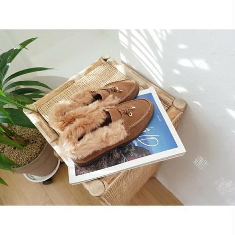 牛革製ロロピアナローファー