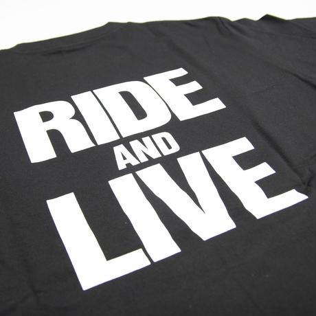 VIBES ロゴ Tシャツ
