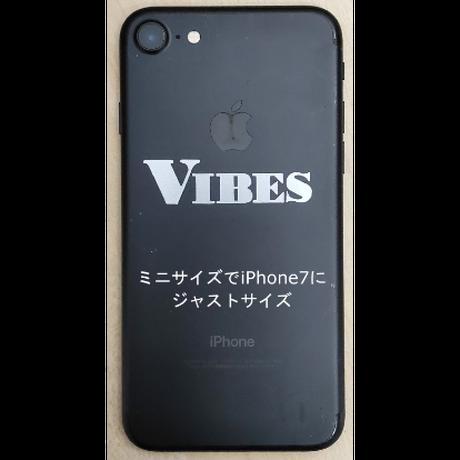 VIBESステッカー(シルバー)4枚セット