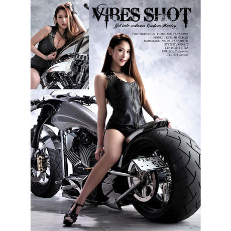 VIBES vol.332(2021年6月号)