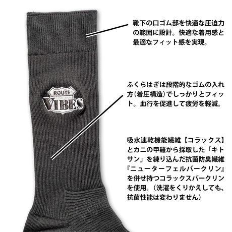 VIBES バイカーソックス(スタンダードタイプ)