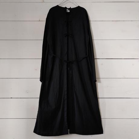 チェコタイプ  オペレーションコート染め ブラック