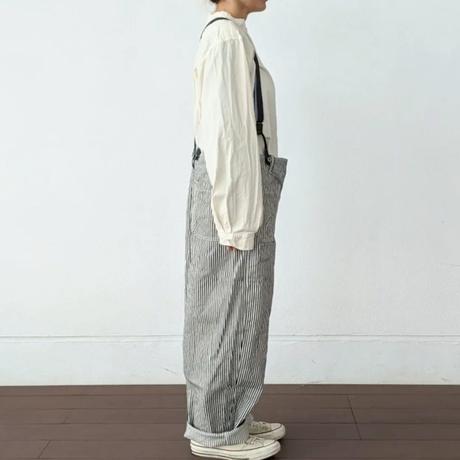 岡山デニムのプリズナーパンツ